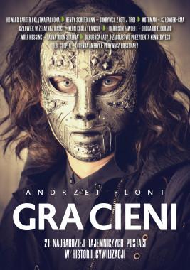 okładka Gra cieni, Ebook | Andrzej  Flont