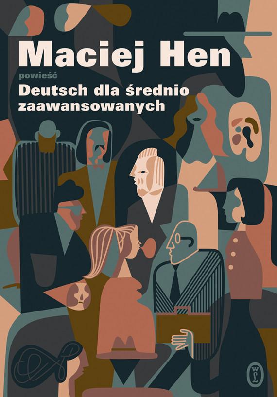 okładka Deutsch dla średnio zaawansowanychebook   EPUB, MOBI   Maciej Hen