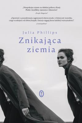 okładka Znikająca ziemia, Ebook   Julia Phillips