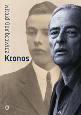 okładka Kronos, Ebook | Witold Gombrowicz