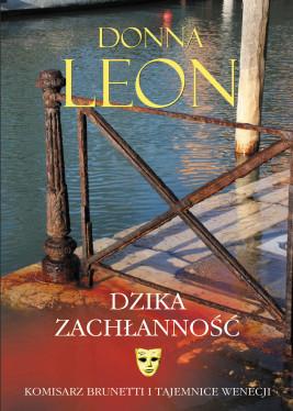 okładka Dzika zachłanność. BeastlyThings, Ebook   Donna Leon