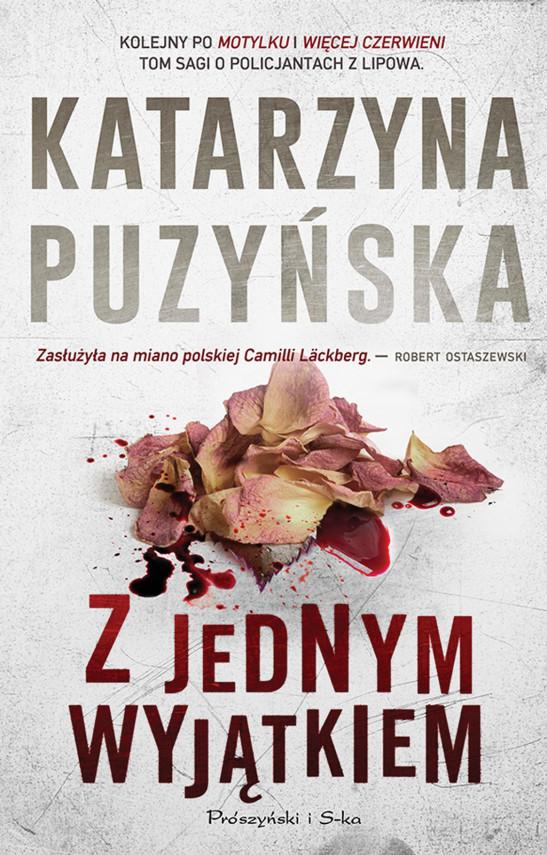 okładka Z jednym wyjątkiemebook   EPUB, MOBI   Katarzyna Puzyńska