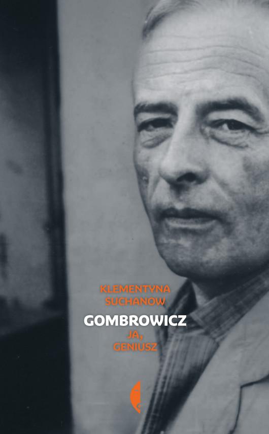 okładka Gombrowicz. Ja, geniusz Tom2ebook | EPUB, MOBI | Klementyna Suchanow