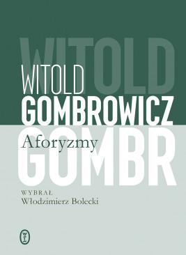 okładka Aforyzmy, Ebook | Witold Gombrowicz