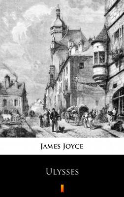 okładka Ulysses, Ebook | James Joyce