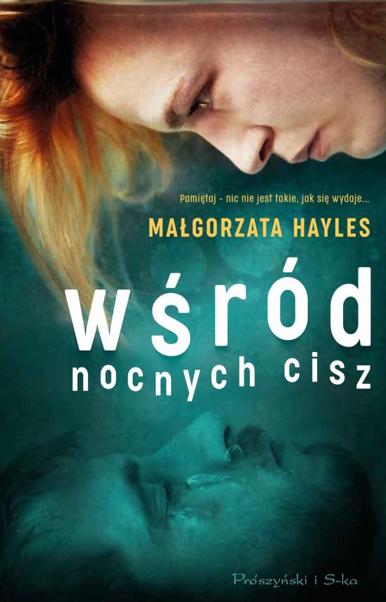okładka Wśród nocnych Ciszebook | EPUB, MOBI | Małgorzata Hayles