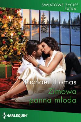 okładka Zimowa panna młoda, Ebook | Rachael Thomas