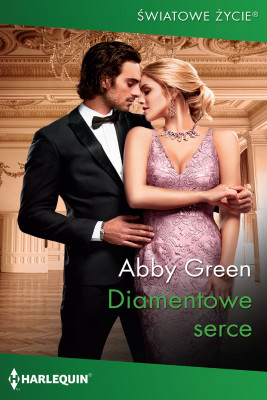 okładka Diamentowe serce, Ebook | Abby Green