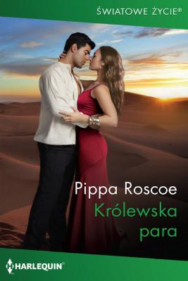 okładka Królewska para, Ebook | Pippa Roscoe