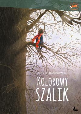 okładka Kolorowy szalik, Ebook | Barbara Kosmowska