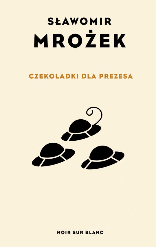 okładka Czekoladki dla Prezesaebook   EPUB, MOBI   Sławomir Mrożek