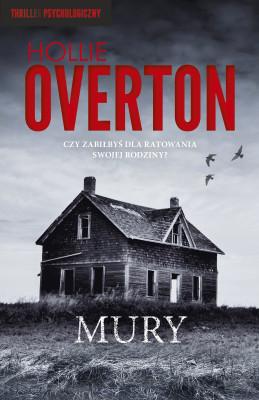okładka Mury, Ebook | Hollie  Overton