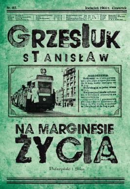okładka Na marginesie życia, Ebook | Stanisław Grzesiuk