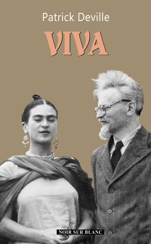 okładka Vivaebook | EPUB, MOBI | Patrick Deville, Jan Maria Kłoczowski