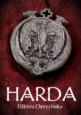 okładka Harda, Ebook | Elżbieta Cherezińska