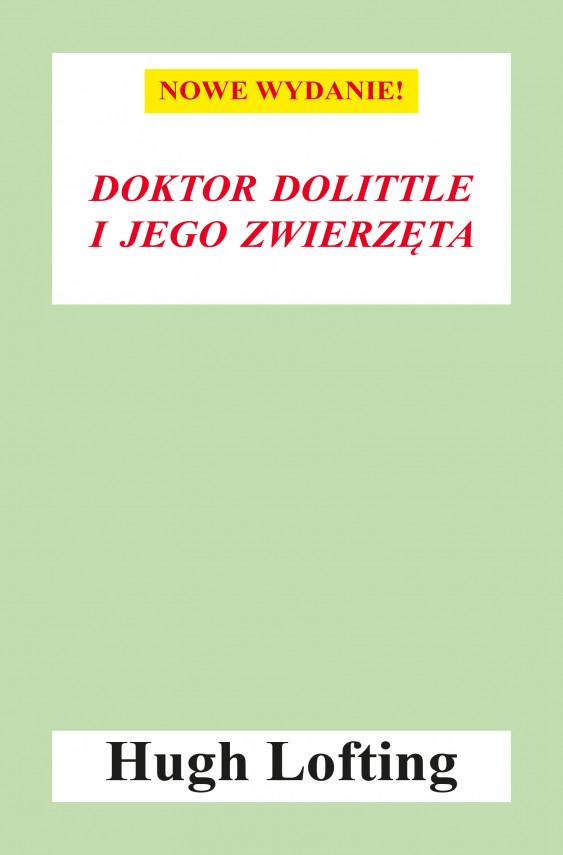 okładka Doktor Dolittle i jego zwierzęta (nowe wyd.)ebook | EPUB, MOBI | Hugh Lofting