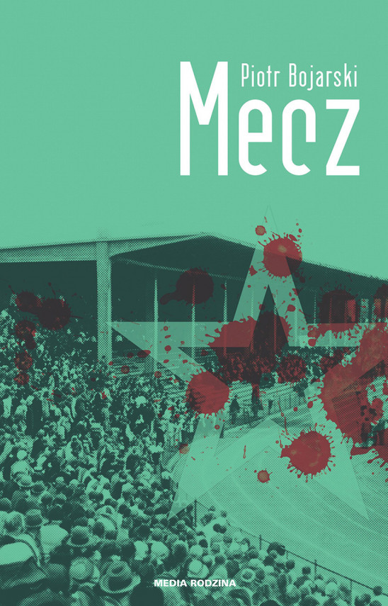 okładka Meczebook | EPUB, MOBI | Piotr Bojarski
