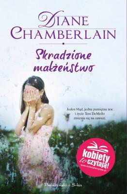 okładka Skradzione małżeństwo, Ebook | Diane Chamberlain
