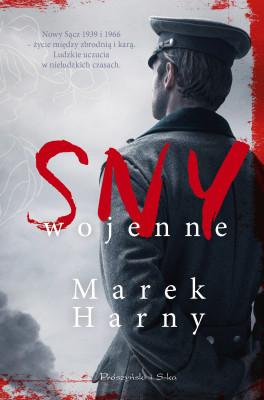 okładka Sny wojenne, Ebook | Marek Harny