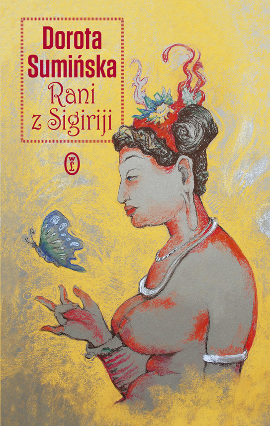 okładka Rani z Sigirijiebook | EPUB, MOBI | Dorota Sumińska