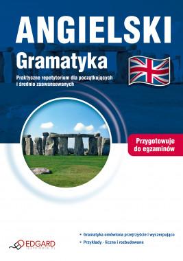 okładka Angielski Gramatyka. Praktyczne repetytorium dla początkujących i średnio zaawansowanych, Ebook | autor zbiorowy