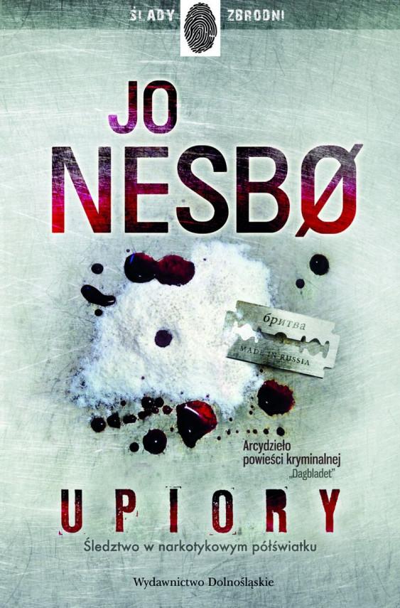 okładka Upioryebook | EPUB, MOBI | Jo Nesbø, Mariusz Banachowicz