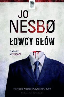 okładka Łowcy głów, Ebook | Jo Nesbo