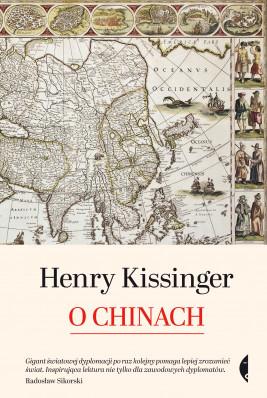 okładka O Chinach, Ebook | Henry Kissinger