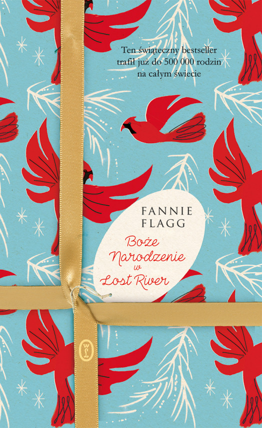 okładka Boże Narodzenie w Lost Riverebook | EPUB, MOBI | Fannie Flagg, Małgorzata Hesko-Kołodzińska