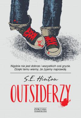 okładka Outsiderzy, Ebook | Susan Eloise Hinton