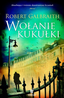 okładka Wołanie kukułki, Ebook | Robert Galbraith