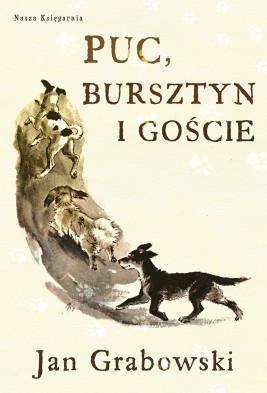 okładka Puc Bursztyn i goście, Ebook | Jan Grabowski