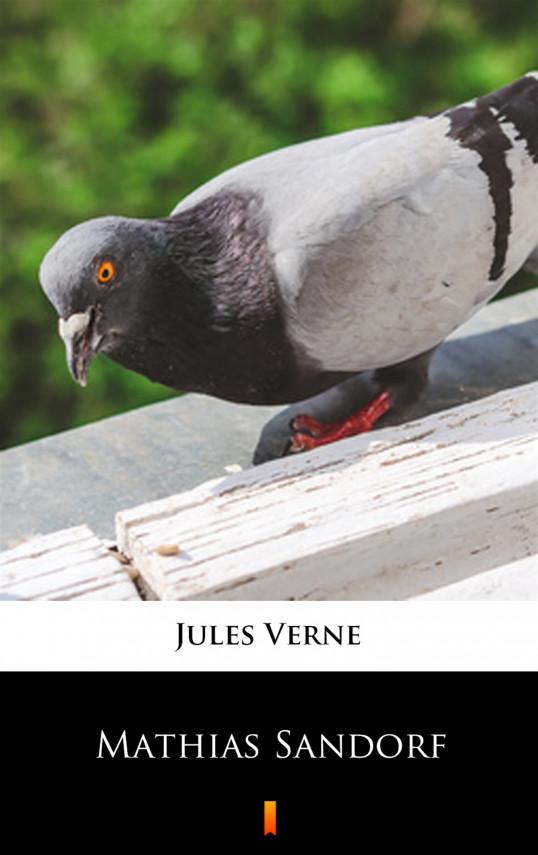 okładka Mathias Sandorfebook | EPUB, MOBI | Jules Verne