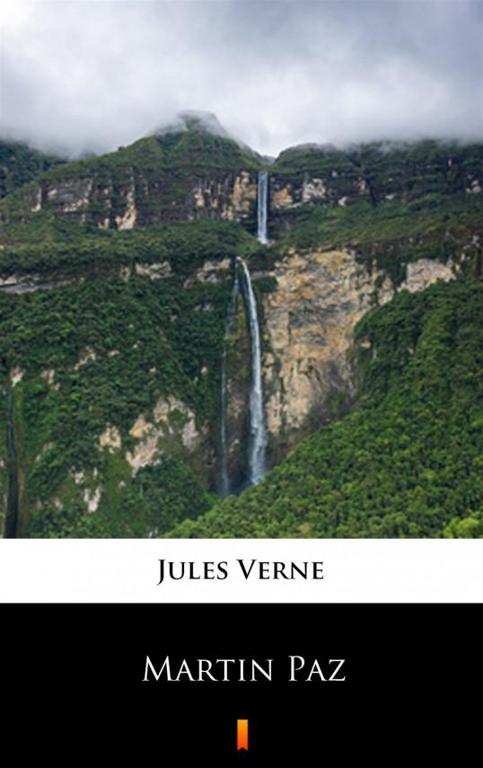 okładka Martin Pazebook   EPUB, MOBI   Jules Verne