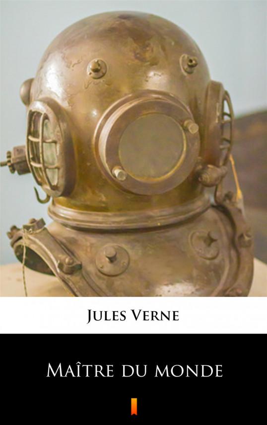 okładka Maître du mondeebook | EPUB, MOBI | Jules Verne