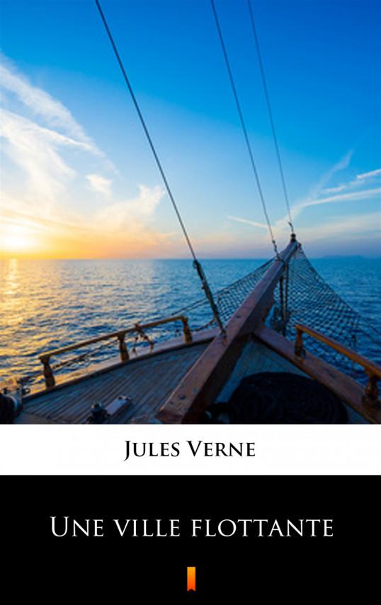 okładka Une ville flottanteebook | EPUB, MOBI | Jules Verne
