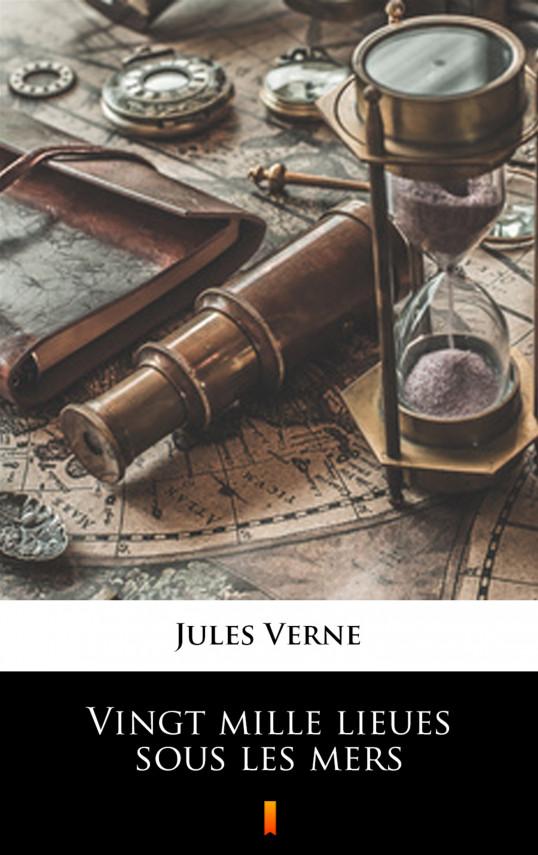 okładka Vingt mille lieues sous les mersebook | EPUB, MOBI | Jules Verne