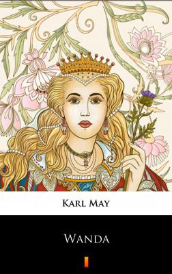 okładka Wanda, Ebook | Karl May