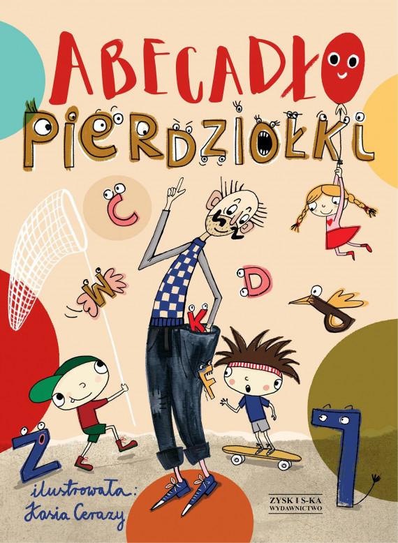 okładka Abecadło Pierdziołkiebook | EPUB, MOBI | autor zbiorowy