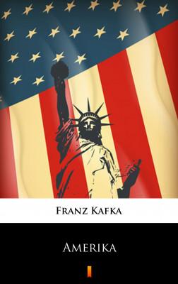 okładka Amerika, Ebook | Franz Kafka