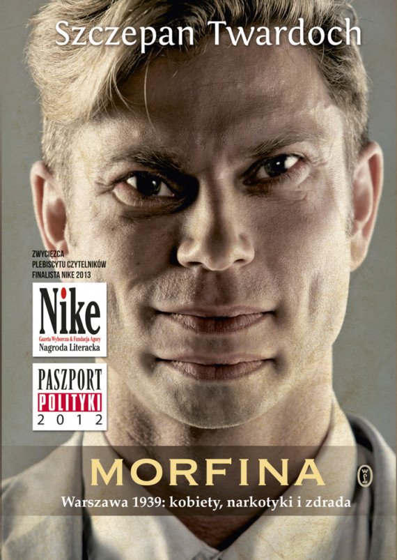 okładka Morfinaebook | EPUB, MOBI | Szczepan Twardoch