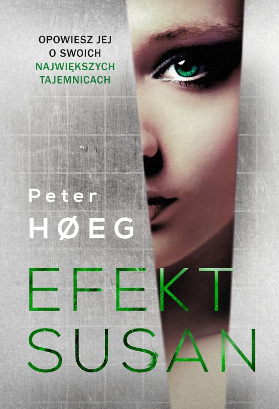 okładka Efekt Susanebook   EPUB, MOBI   Peter Høeg, Elżbieta  Frątczak-Nowotny