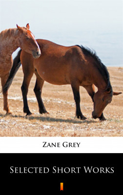 okładka Selected Short Works, Ebook   Zane Grey