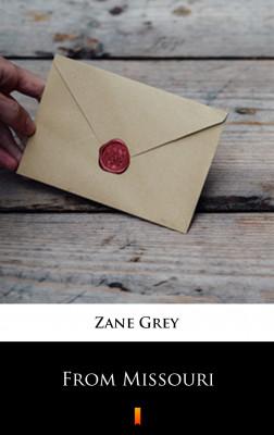 okładka From Missouri, Ebook | Zane Grey