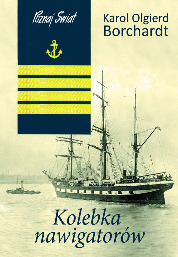 okładka Kolebka nawigatorówebook | EPUB, MOBI | Karol Olgierd Borchardt