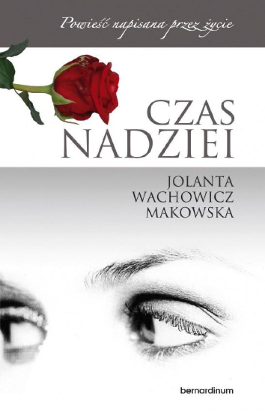 okładka Czas nadzieiebook | EPUB, MOBI | Jolanta Wachowicz