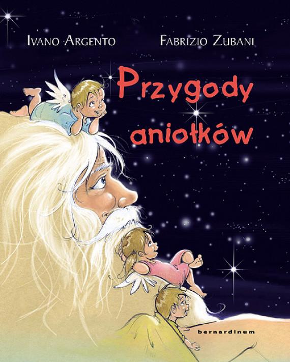 okładka Przygody aniołkówebook | EPUB, MOBI | Ivano  Argento