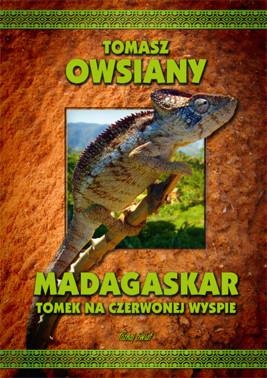 okładka Madagaskar. Tomek na Czerwonej wyspie, Ebook | Tomasz  Owsiany
