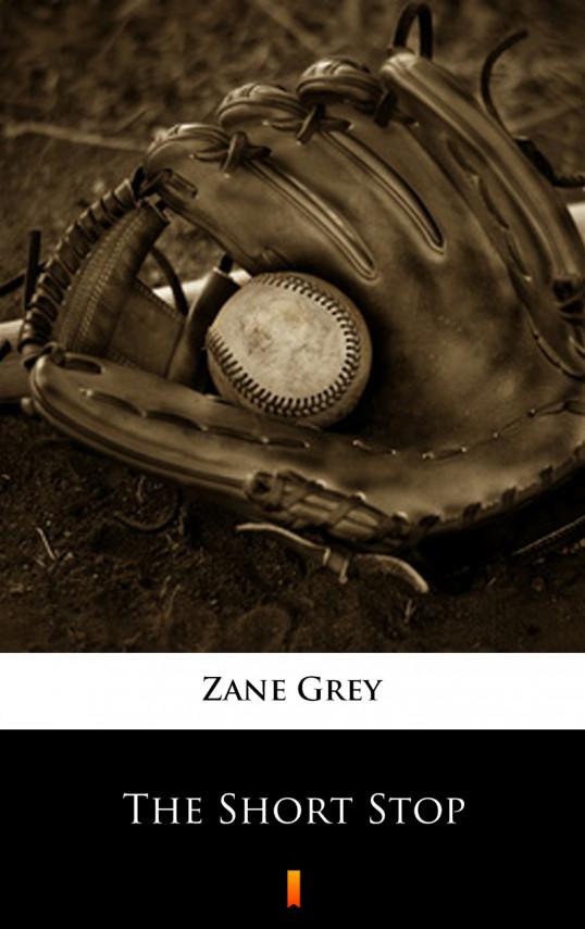 okładka The Short Stopebook | EPUB, MOBI | Zane Grey