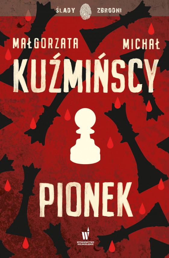 okładka Etnokryminał (#2). Pionekebook | EPUB, MOBI | Michał Kuźmiński, Małgorzata Kuźmińska
